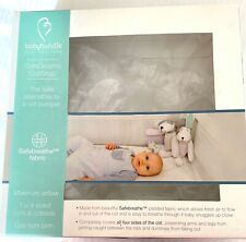 BABYBUNDLE 'SAFE DREAMS' 4 SIDED COT WRAP EXCELLENT CONDITION