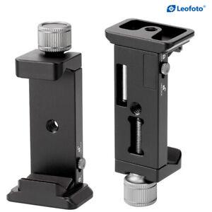 Leofoto PC-90II Phone Holder Arca Stand Adjustable Locking Width Phone Clamp