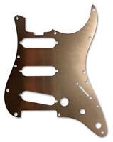 """.006"""" Strat Stratocaster Pickguard Shield - Copper"""