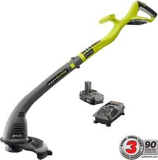 Ryobi P2030 Electric Cordless String Trimmer Edger Weed Eater Battery Charger