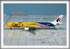"JC Wings 1:400 Malaysia Airlines Airbus a330-300 ""Harimau Malaya - 9M-MTG"" XX448"