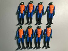 Walrus Man Ponda Boba Vintage Kenner Star Wars Lot of 8