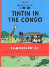 Tintin in the Congo, Hardcover by Herge, Like New Used, Free shipping in the US