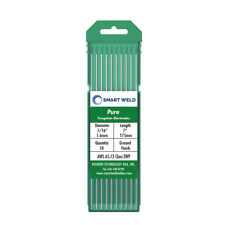 Green WP TIG Welding Tungsten Electrodes (.040 1/16 3/32 1/8 and Assorted Pack)