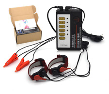 Electric electro Shock Host Penis ring Clips E-STIM Kit Set