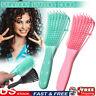 New Tangle Styling Anti-tie Knot Comb Detangler Hairbrush Magic Detangling Brush
