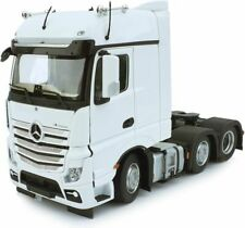 MARGE MODELS - 1910-01 MERCEDES-BENZ ACTROS BIGSPACE 6X2 WHITE 1:32 SCALE