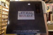 Star Wars A New Hope OST 3xLP sealed 180 gm vinyl box set 40th Anniversary