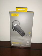 Jabra-talk 35 Bluetooth Headset- Titanium Black