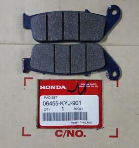 """GENUINE HONDA SH 125 / FORZA NSS125 FRONT BRAKE PADS """"ABS BRAKES"""" ONWARDS *UK*"""