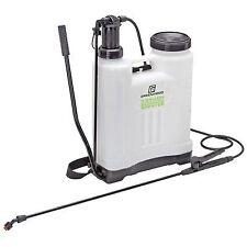 4 Gallon Backpack Pesticide/Fertilizer Garden Sprayer with 4 Nozzles FREE FEDEX