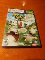 Rabbids Invasion The Interactive Game Microsoft Xbox 360 Ubisoft