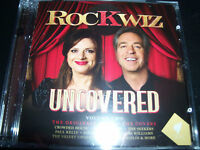 Rockwiz Uncovered Volume 2 Various The Originals CD - New Paul Kelly The Seekers