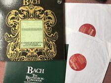 Philips 6769058 BACH Brandenburg Concertos SZERYNG MARRINER  NM