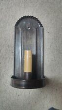 Colonial, Primitive sconce by Period Lighting Fixtures S813 in Aged Tin