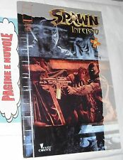SPAWN INFERNO n. 1 di 3 - IMAGE ( AGOSTO 1998 ) spedisco imbustato