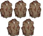 5 x USGI US Military Desert Storm Era Pasgt Vest Covers New Size X-Small