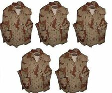 5-US ARMY DESERT STORM PASGT VEST COVERS MILITARY SURPLUS NEW SIZE X-SMALL