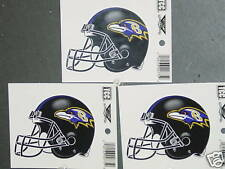 NFL Window Clings (3), Baltimore Ravens, NEW