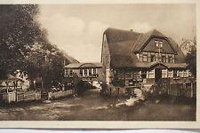 13681 AK Linda bei Freiberg Brand-Erbisdorf Gruß aus der Schrödermühle 1930