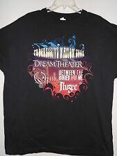 NEW - DREAM THEATER PROGRESSIVE TOUR BAND CONCERT MUSIC T-SHIRT 2XL / X X LARGE