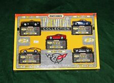 Matchbox Premiere Collection - Corvette 5 Car Set NIB