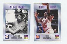 Michael Jordan 1995 Sports Illustrated For Kids Card- Lot of 2