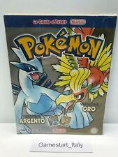 "Guida Ufficiale Nintendo ""pokémon Versione Oro & Argento"" Game Boy Color"