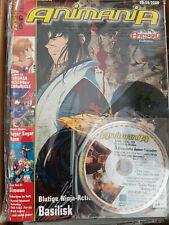 Animania Comic Heft mit DVD 08-09/2006 NEU eingeschweißt deutsch