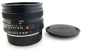 Leica Leitz Canada Elmarit-R 35mm f2.8 3 CAM lens 96% condition