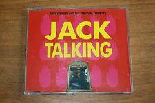 Dave Stewart & Spiritual Cowboys - Europe CD single / Jack Talking + 3