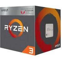 AMD - 2200G Quad-Core 3.5 GHz Desktop Processor