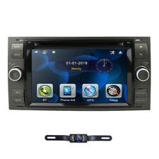 "For Ford Focus Mondeo 2003-2007 Car Stereo Radio GPS Navigation 7"" DVD player"