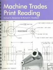 Machine Trades Print Reading-ExLibrary