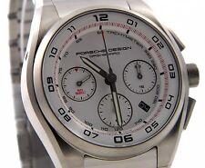 Porsche Design P'6620 Dashboard 6620.11.66.0268 Titan Chronograph UVP*4.580 €