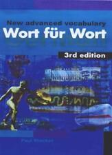 Wort fur Wort 3rd edn: A New Advanced German Vocabulary,Paul Stocker