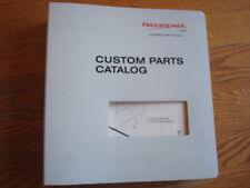 Freightliner Custom Parts Catalog Serial # J62422 05/14/01 Alliance Dealer