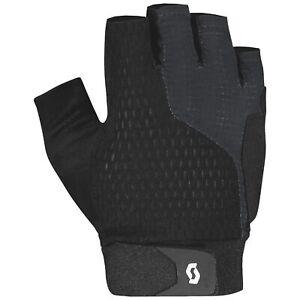Scott Perform Gel Fingerless Cycling Gloves - Black