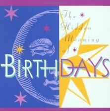 Hidden Meaning of Birthdays by Ariel Books (1996, Paperback)