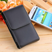 PU Leather Holster Pouch Cellphone Case Cover Belt Clip for Samsung S3/s4