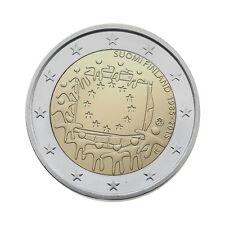 "Finland 2 Euro commemorative coin 2015 ""30 years of EU flag"" - UNC"