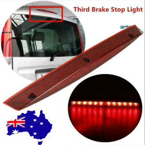 For Mercedes Benz Vito W639 03-Up Third High Level LED Tail Brake Light Lamp Red
