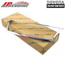 GENUINE LEXUS 09-12 ES350 OEM CHROME FRONT GRILLE SURROUND MOLDING 53111-33350