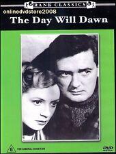THE DAY WILL DAWN (Hugh WILLIAMS Griffith JONES) Classic War Film DVD NEW Reg 4