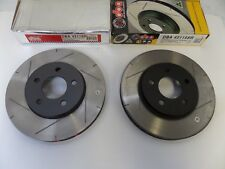 UC224 (Front Pair) DBA 4000 Series Rotors 2005-2010 Mustang Base V6