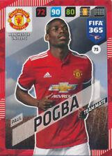 Panini Adrenalyn XL FIFA 365 2018 #75 Paul Pogba Manchester United
