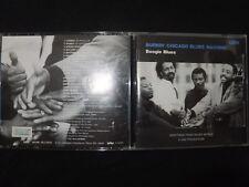 CD BURNIN' CHICAGO BLUES MACHINE / BOOGIE BLUES / JAPAN PRESSAGE / RARE /