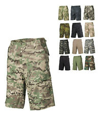 MFH ACU Pantalon US army ripstop robuste Outdoorhose Pantalon Camouflage Décontracté s-3xl