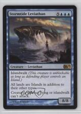 2012 Magic: The Gathering - Core Set: 2013 70 Stormtide Leviathan Magic Card w3r
