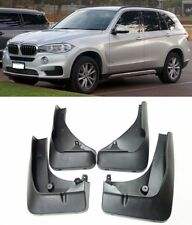 BMW X5 2014-2018 MUD FLAPS MUD SPLASH GUARDS SET OF 4 FRONT AND REAR UK